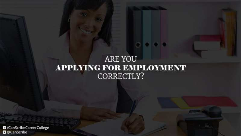 Improve Your Chances of Being Considered For a Job