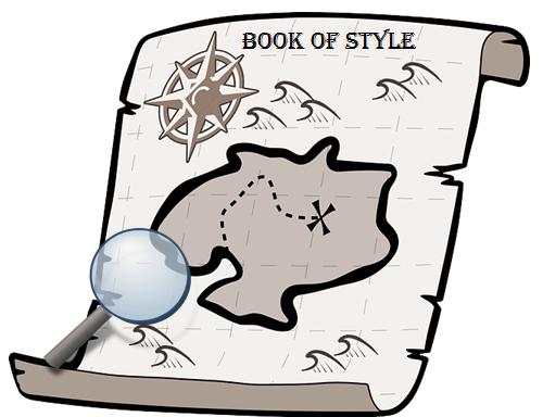 Book of Style Scavenger Hunt – Medical Transcriptionist Week