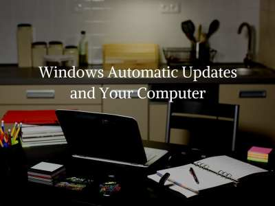 Windows Recommended Update and Your Computer