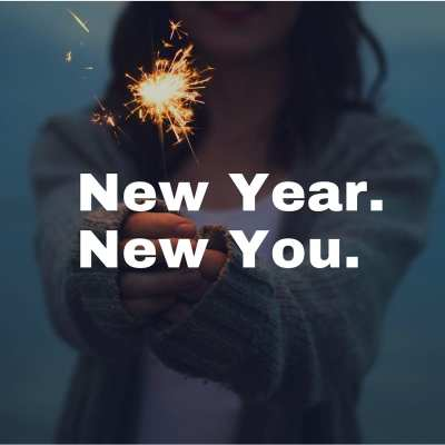 Jump into the New Year with a New You