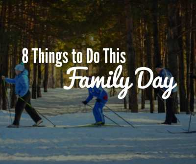 8 Family Fun Activities for Family Day