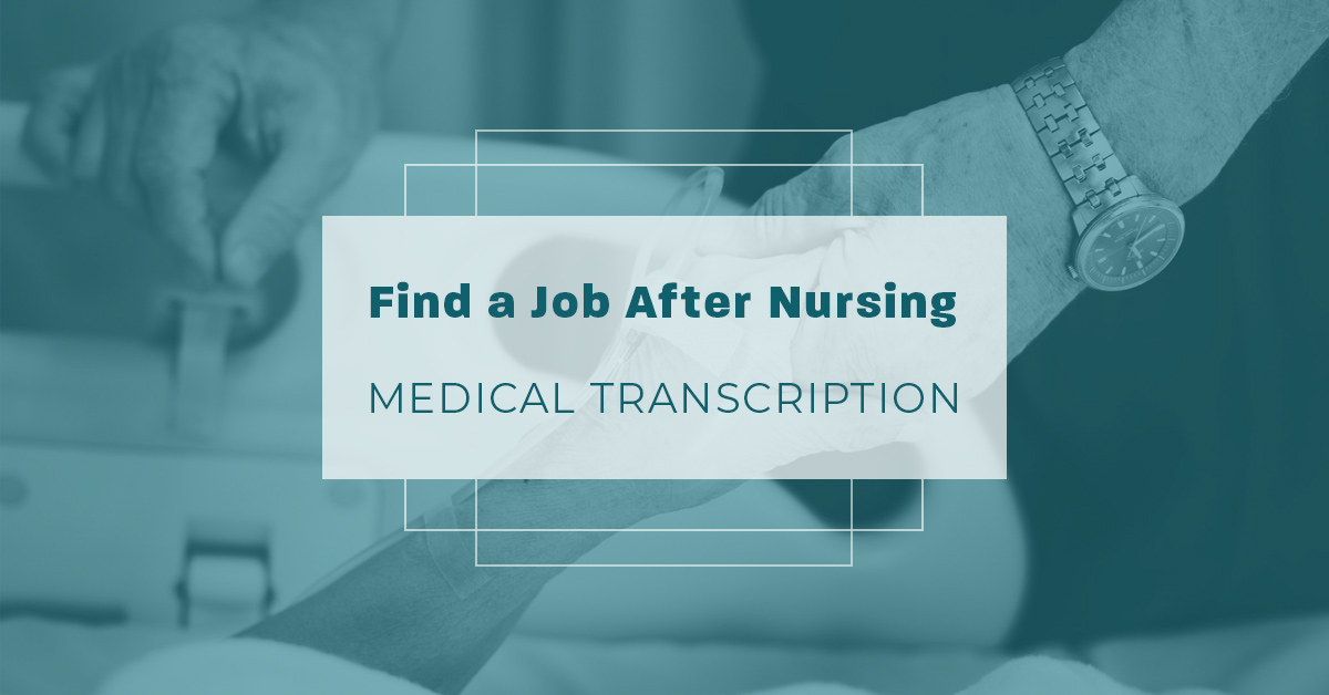 Finding a Job after nursing