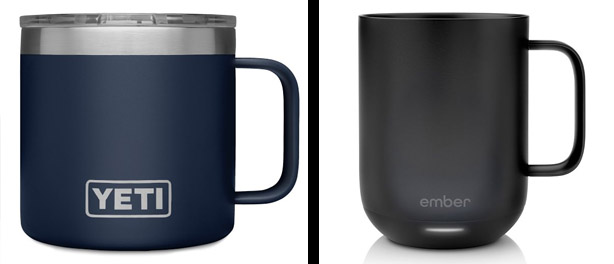 yeti and ember mugs